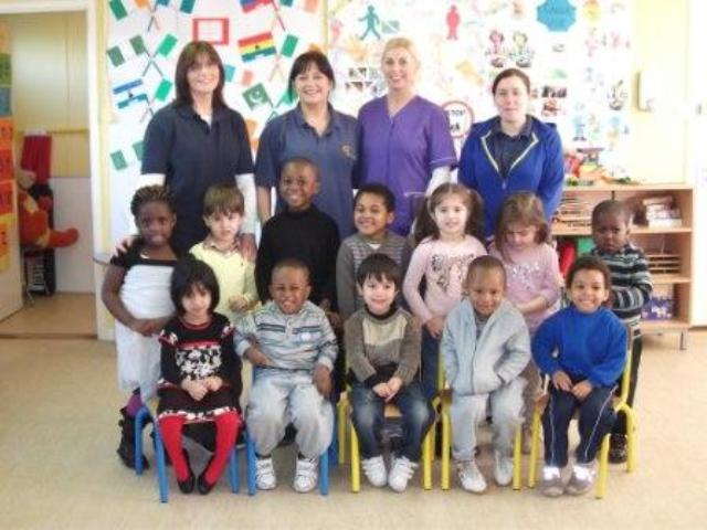 2012-2013 Graduates of Westmeath Community Development Childcare Services