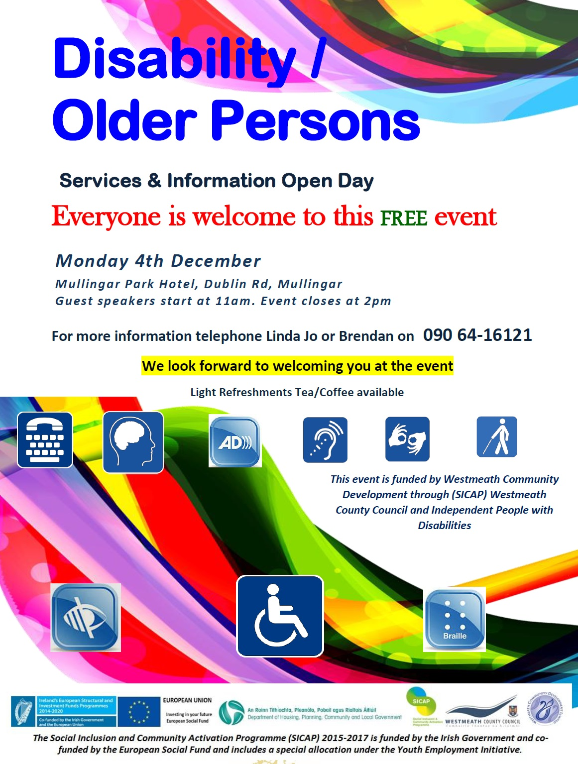Disability Event Poster 2017 revised oct 17