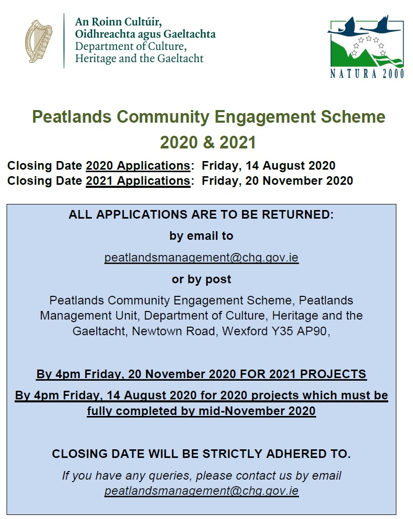 Peatlands Com Engage Scheme