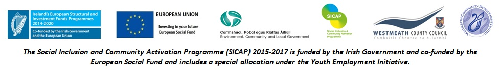 SICAP funded logo requirements